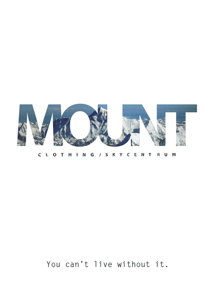 Poster // Mount
