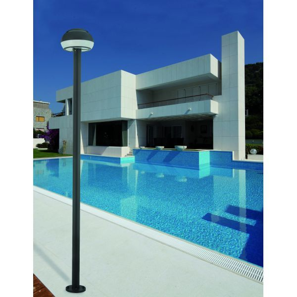 1000 ideas about lampadaire exterieur on pinterest Fixture exterieur led