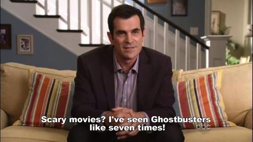 Show no fear. | 15 Lessons Every Father Can Learn From Phil Dunphy