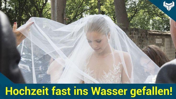 Donnerwetter! Victoria Swarovski (23) und der Immobilieninvestor Werner Mürz feierten gestern im italienischen Triest ihre Traumhochzeit. Doch fast wären die Feierlichkeiten ins Wasser gefallen. Ein Gewitter brachte die Stimmung beinahe zum Kippen!   Source: http://ift.tt/2rICoBW  Subscribe: http://ift.tt/2sF2YAP Vicky Swarovski: Hochzeit fast ins Wasser gefallen!