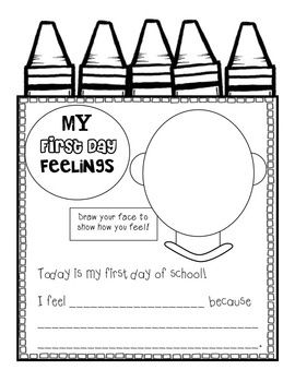 for the first day of school an activity for the first day of school ..., First Day of School Activities Pack, Time Of Day Kindergarten Worksheets, ...