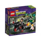 LEGO Teenage Mutant Ninja Turtles Karai Bike Escape 79118 $24.99