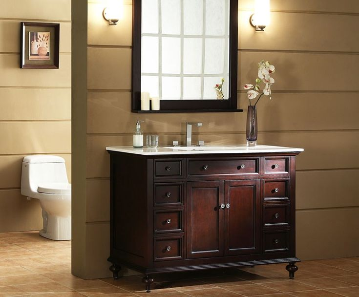 Perfect This Xylem Glenayre 48u0027u0027 Traditional Bathroom Vanity Transitionally  Designed Furniture Range Is Timeless And Part 21