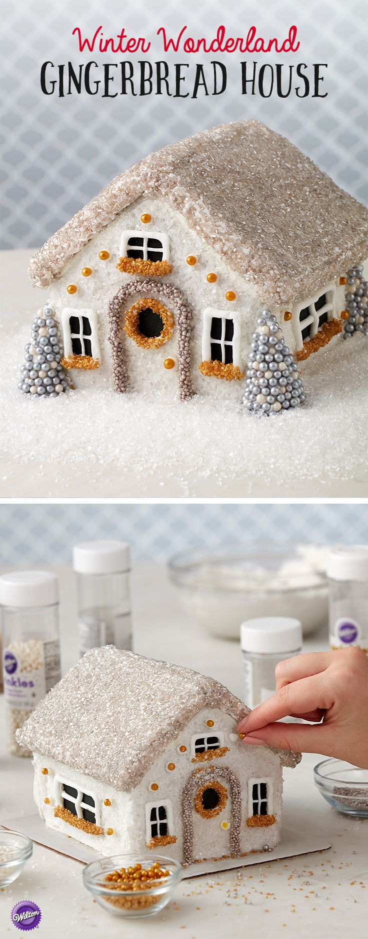 Premade Gingerbread Houses 57 Best Gingerbread Is In The House Images On Pinterest