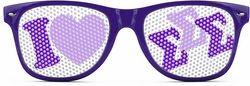 Sigma Sigma Sigma Wayfarer Style Lens Sunglasses SALE $12.95. - Greek Clothing and Merchandise - Greek Gear®