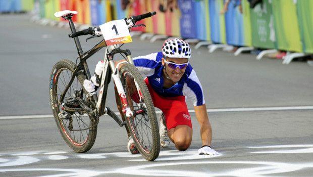 Julien Absalon double champion olympique