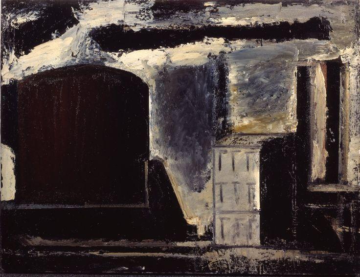 Casa-Museo Boschi di Stefano_ Gasometro, Mario Sironi, 1922