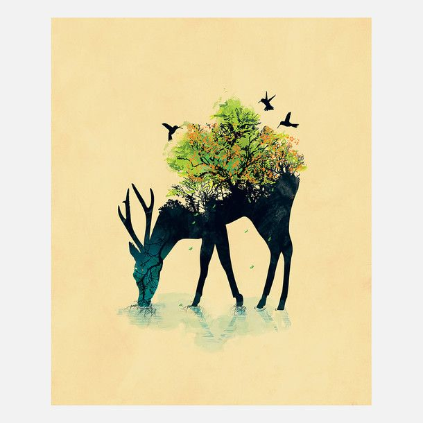Watering A Life Into Itself, Budi Satria Kwan