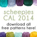 Scheepjes CAL 2014 - a creative being
