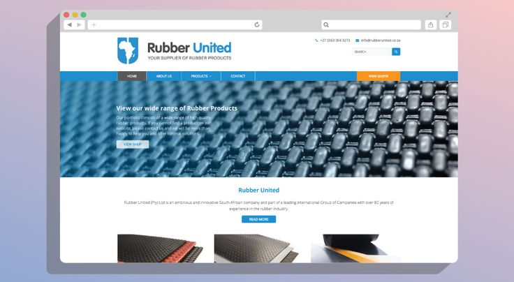 Rubber United | KNOWN DESIGN CO  #Design #Website #websitedesign #WebDev #websitedevelopment#Wordpress #CMS #Responsive #Web