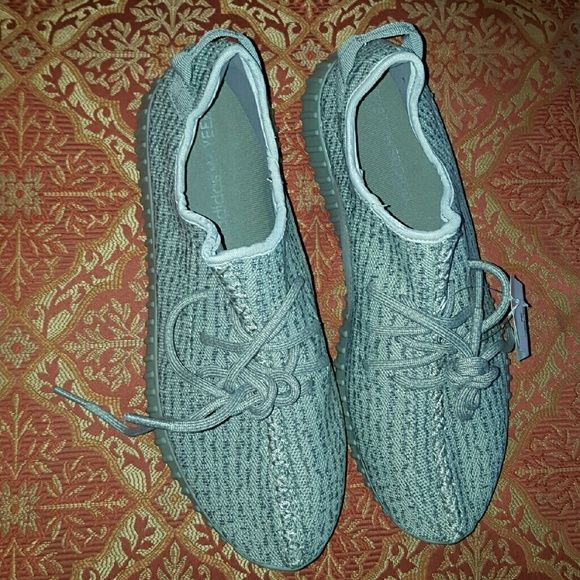 Selling this UA yeezy moonrock 350 in my Poshmark closet! My username is: maayyte. #shopmycloset #poshmark #fashion #shopping #style #forsale #Yeezy #Shoes