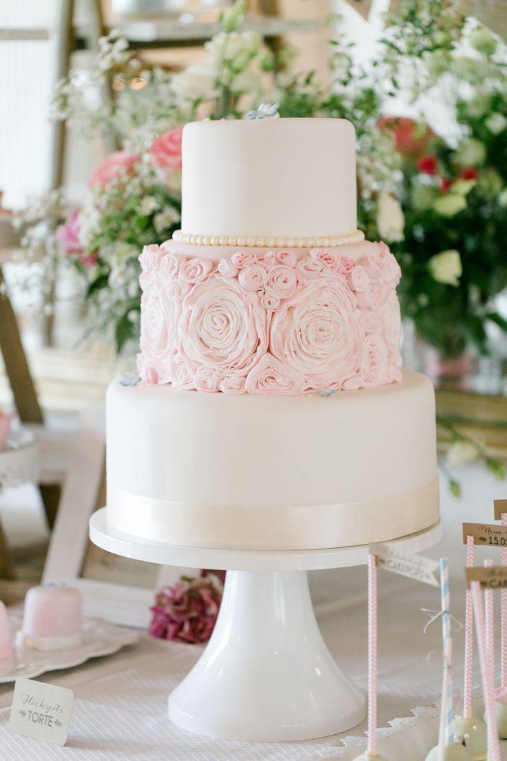 Die besten 25 vintage Hochzeitskuchen Ideen auf Pinterest