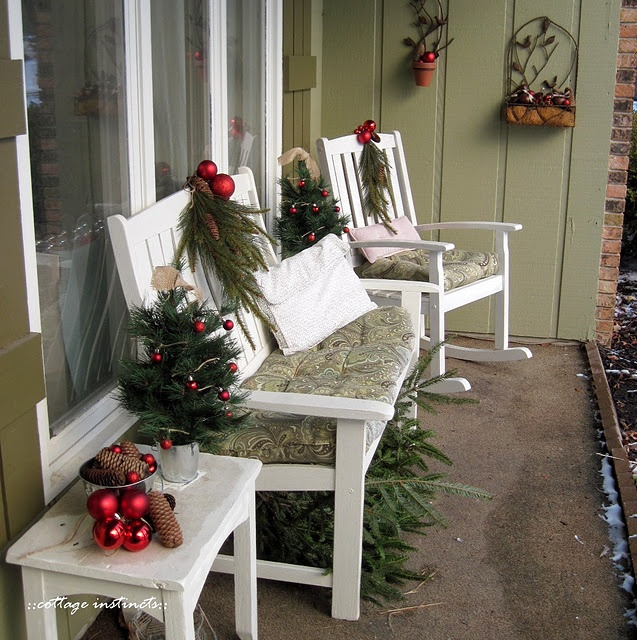 Country Front Porch Decorating Ideas: 79 Best Cute Cottage Style Porches Images On Pinterest