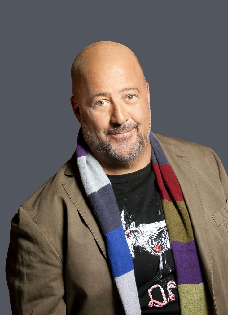 Andrew Zimmern: 'Fat is not an evil word'