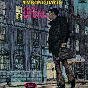 Tyrone Davis ソウルミュージックの名曲