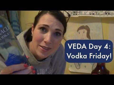 Vodka Friday...must have drink!