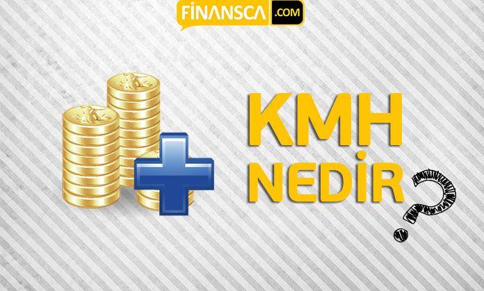 KMH (Kredili Mevduat Hesabı) Nedir? #KMH #KrediliMevduatHesabı https://goo.gl/KLu35f