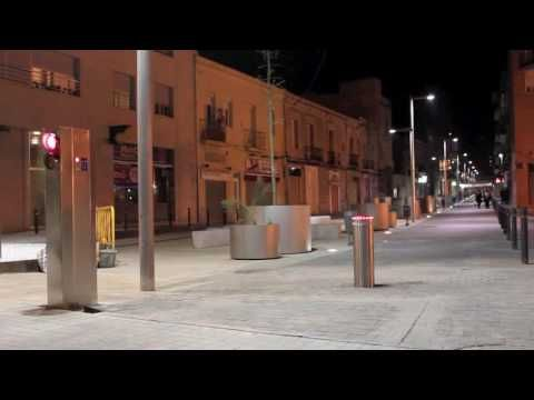 Pilon telescopic cu telecomanda Barcelona - Stalpi blocare restrictionar...