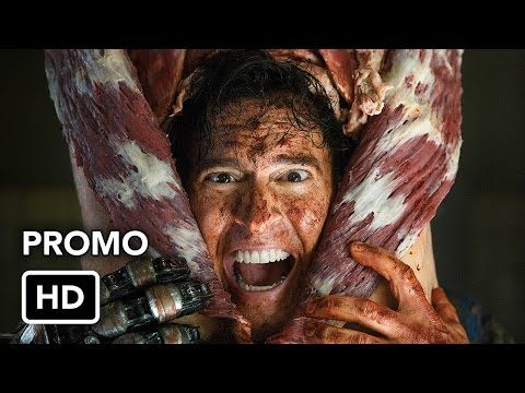 This week on 'Ash vs Evil Dead,' our unlikely heroes try to get ahold of the Necronomicon before Ruby's evil children do.