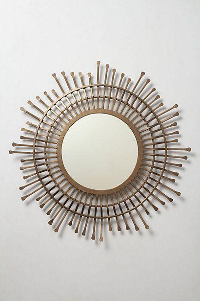 A little mod, a little glam decoWall Decor, Decor Ideas, Mod Sun, Anthropologie Eu, Sunburst Mirrors, Wall Mirrors, Sun Mirrors, Anthropologie Com, Anthropologie Mirrors