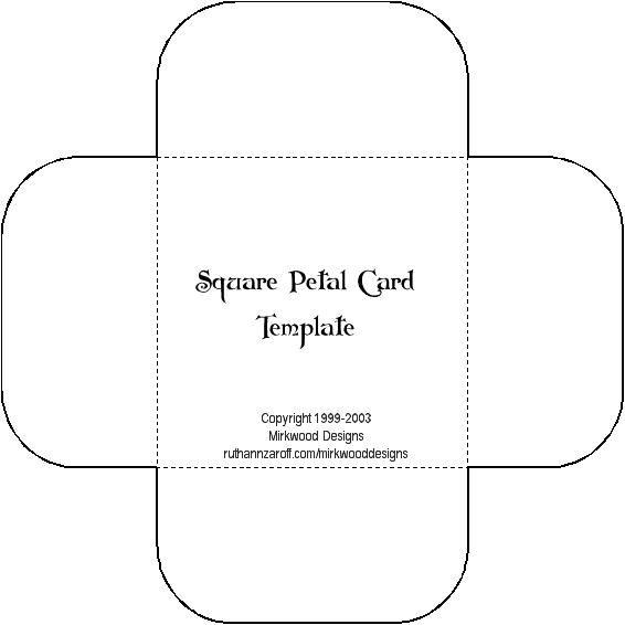 como hacer sobres para tarjetas - Buscar con Google