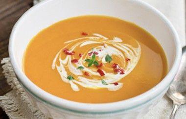 Zuppa veloce: carote e zenzero per depurarsi | Cambio cuoco