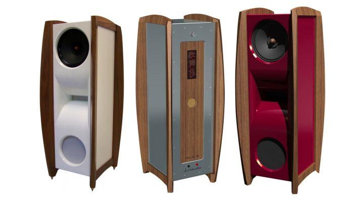 Mono and Stereo High-End Audio Magazine: dc10audio Kabuki speakers update
