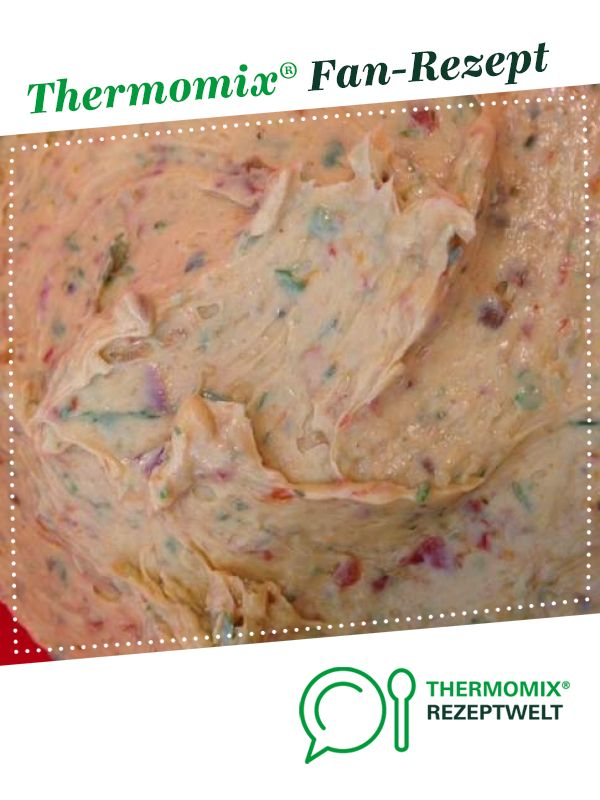 Paprika frischkäse dip thermomix