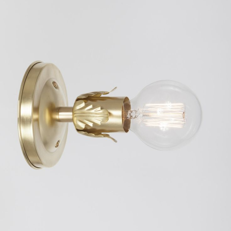 brass wall sconce light wall sconce lighting flush mount bathroom light fixture kitchen lighting vanity light hardwire or plug in