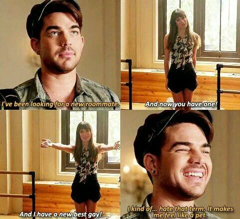 Rachel & Elliott | Glee 5x10