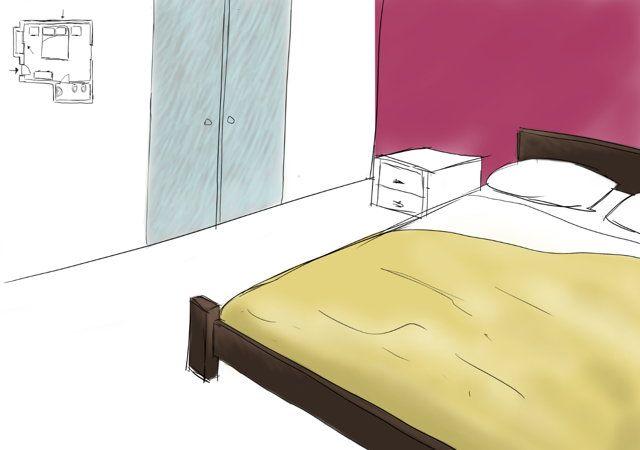 Siamo partiti da un commento per giungere ad un articolo su come dipingere la parete dietro al letto. Scrivimi e ti aiuterò!
