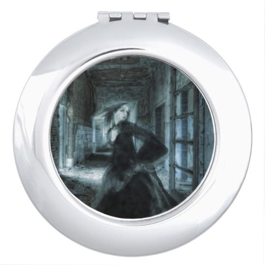 Prisoner of Time Compact Mirror