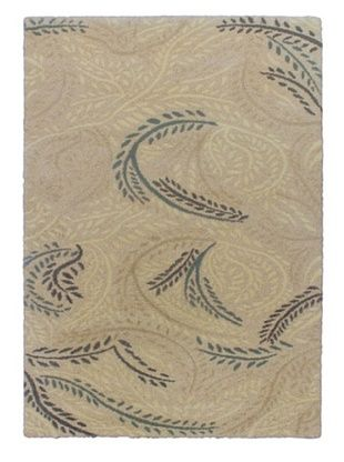 -21,100% OFF Prestige Shag Rug, Light Cream, 5' 5