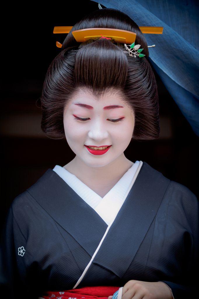 芸妓 GEIKO 紗月 祇園(GION) KYOTO JAPAN