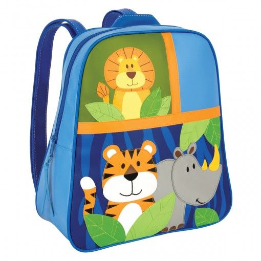 Zoo Go Go Backpack Possum Pie Stephen Joseph Arts and Crafts, Gifts and Toys, Bags and Backpacks