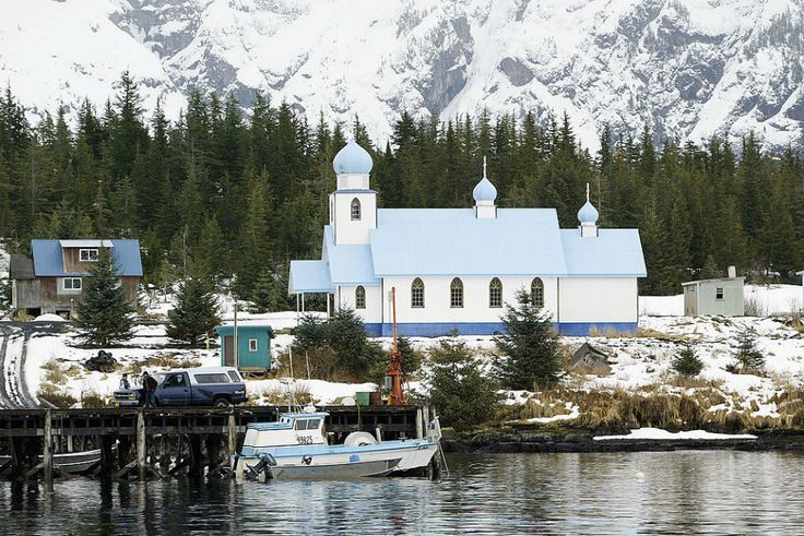 """As a nod to their Russian Orthodox heritage, Orthodox Christians in Alaska celebrate Christmas according to the """"new"""" Gregorian calendar, rather than the """"old"""" (read: more common) Julian calendar. That means they celebrate a week or two after December 25. Congregants attend a service that ends with blessing stars they have brought to the service. The congregants then spend several days """"starring"""" at the homes of other church members, dropping by to wish them a merry Christmas and sing…"""