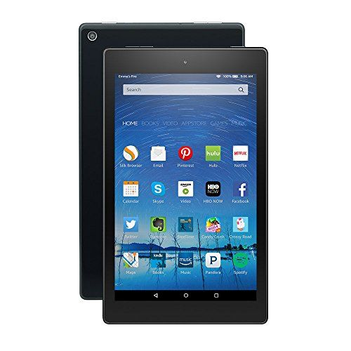"""Fire HD 8 Tablet, 8"""" HD Display, Wi-Fi, 8 GB - Includes Special Offers, Black (Previous Generation - 5th) -  https://www.wahmmo.com/fire-hd-8-tablet-8-hd-display-wi-fi-8-gb-includes-special-offers-black-previous-generation-5th/ -  - WAHMMO"""