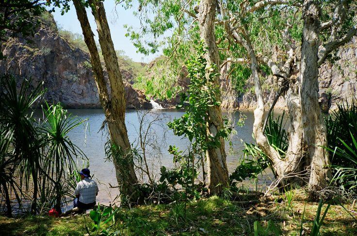 E Alligator River, Kakadu National Park