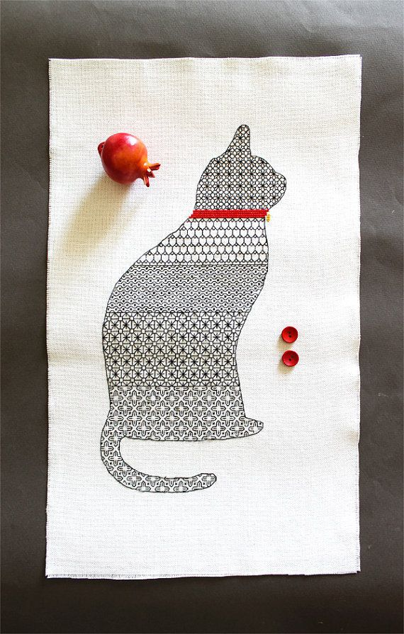 Images about contemporary blackwork on pinterest