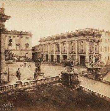 Campidoglio (Henri Plaut, 1859)