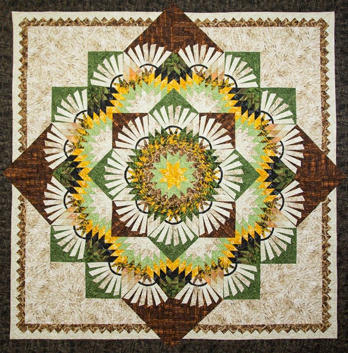 19 best Woodcarver's Star images on Pinterest | Foundation paper ... : glacier quilts - Adamdwight.com