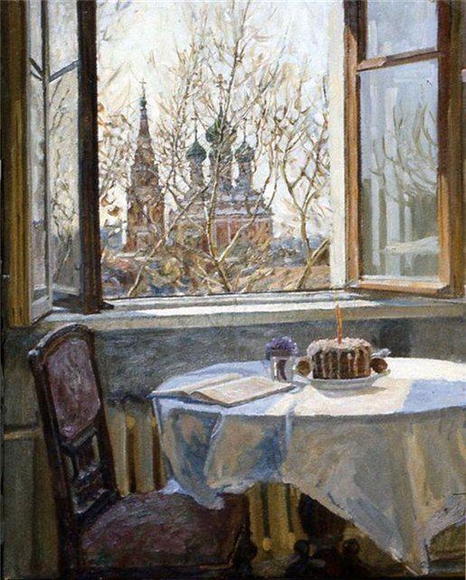 Сергей Смирнов. СВЕТЛОЕ ВОСКРЕСЕНИЕ (Sergei Smirnov - Easter)