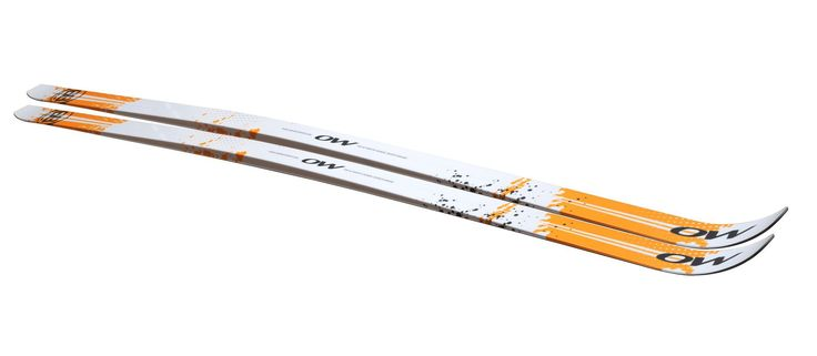 Snowlander 68 Waxless - Oneway - Skis de randonnée nordique - SRN - Backcountry