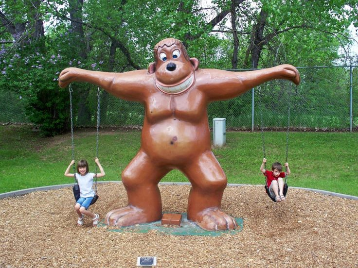 Visiting the Black Hills with young children? You'll want to know about Storybook Park. It's a unique, free park for families.