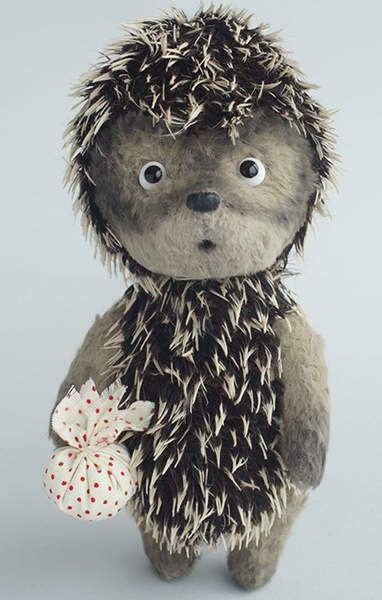 Hedgehog  Johnny by Bodnar's Bears
