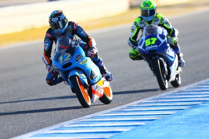 Alex Marquez, Spanish Moto3, 2014