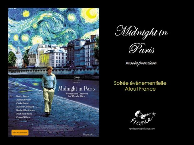 Midnight in Paris 2011