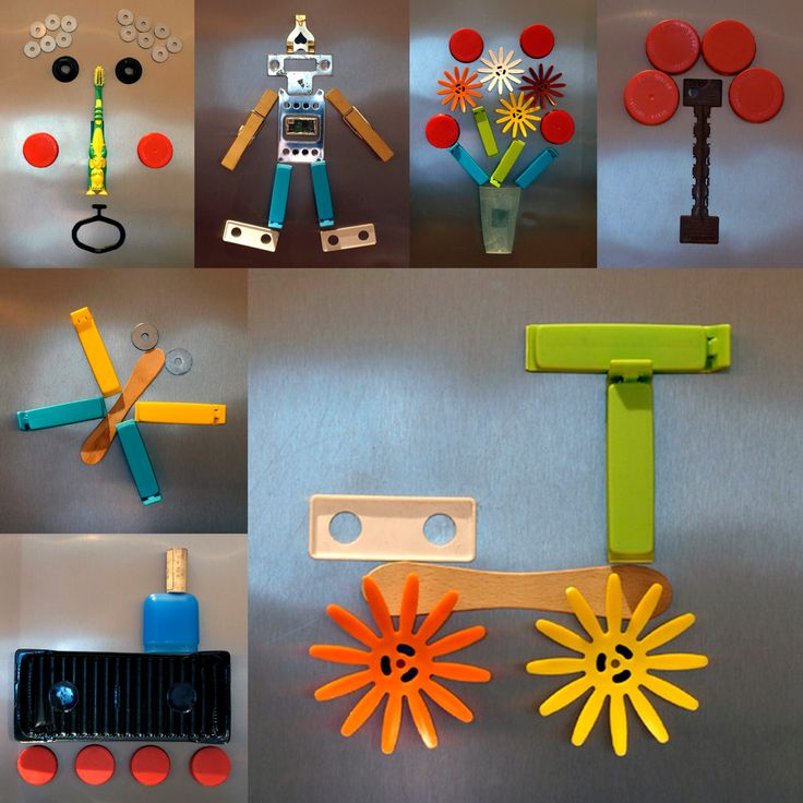 17 Best images about Magnets Preschool on Pinterest
