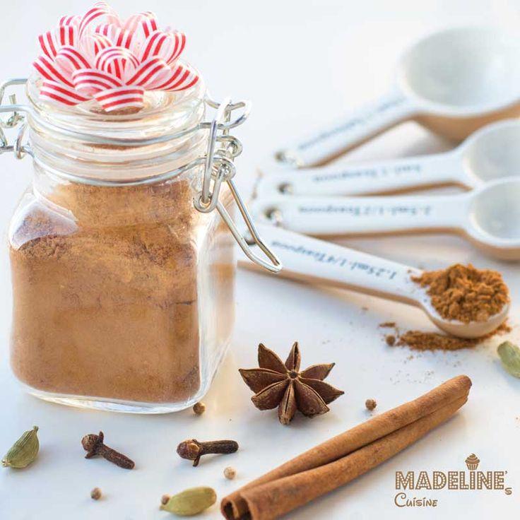 Condimente pentru turta dulce / Gingerbread spice mix