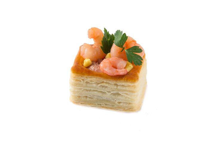 Mini pasteitjes met Noorse garnalen salade ✓ Brede range aan producten ✓ Knapperige toastjes ✓ Luchtige pasteibakjes ✓ Heerlijke recepten